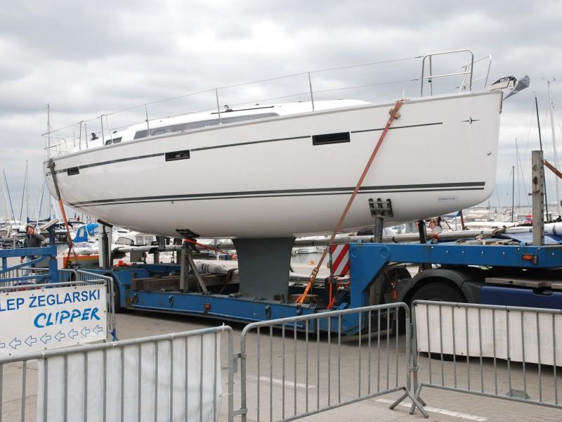 Nowy jacht Bavaria 37 już w Gdyni!