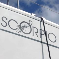 Nazwa jachtu